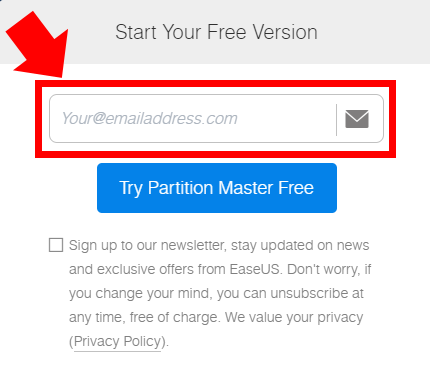 EaseUSPartitionMasterFree